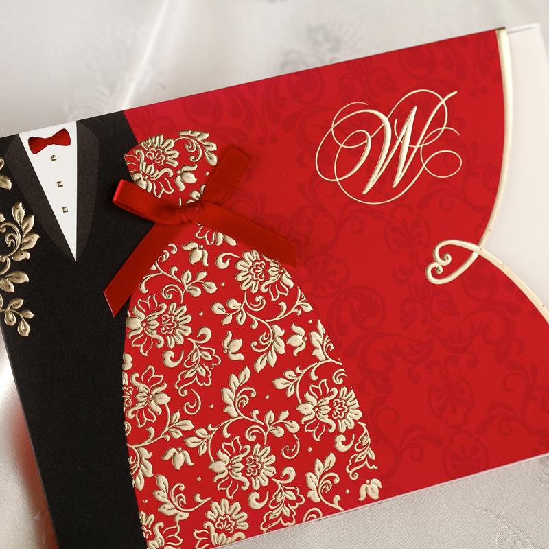 Custom Design Wedding Invitations Online
