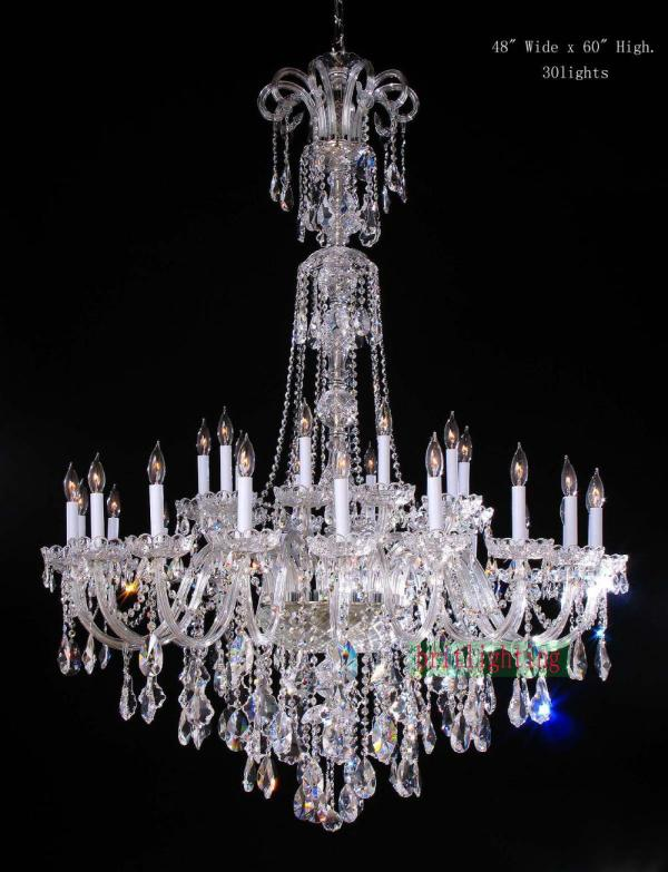 crystal chandelier # 28