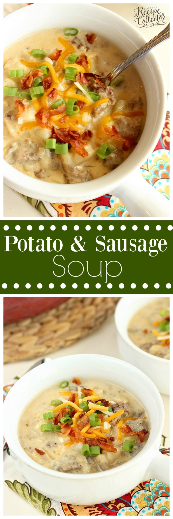 Paula Deen Baked Potato Soup