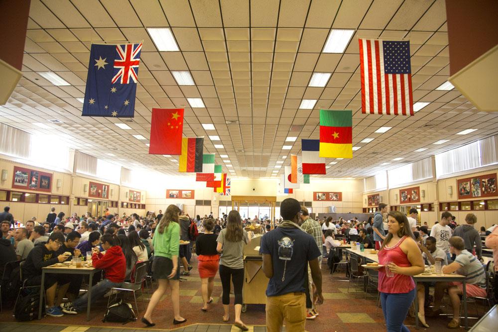 Campus Dining Locations Dickinson College
