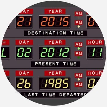 What Does Back to the Future Day Mean? | Slang by ...
