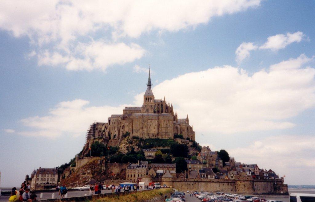 Travelling France Saint Malo