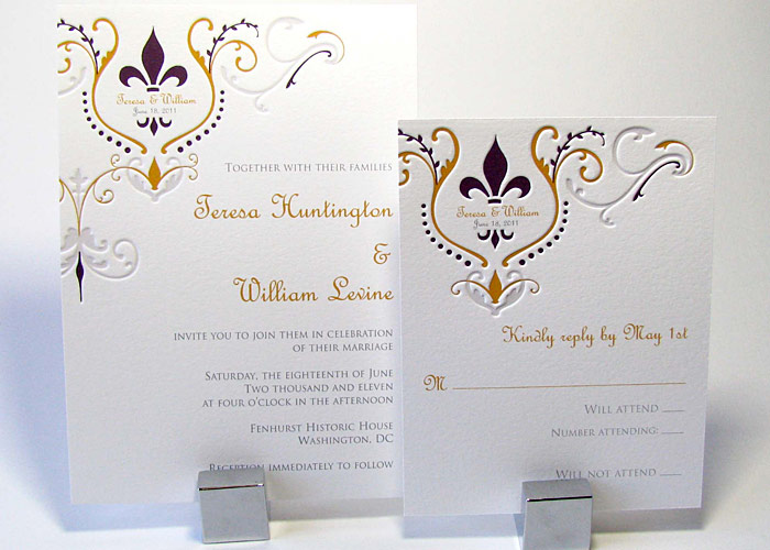 Custom Invitations New Orleans
