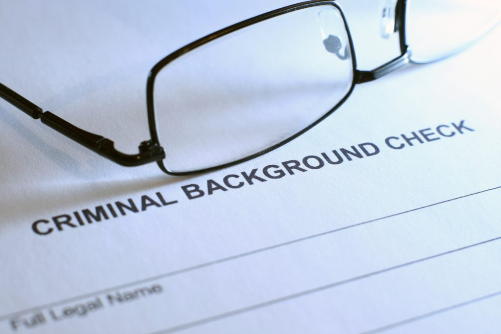 Checking off the Background Check   Digiop Checking off the Background Check