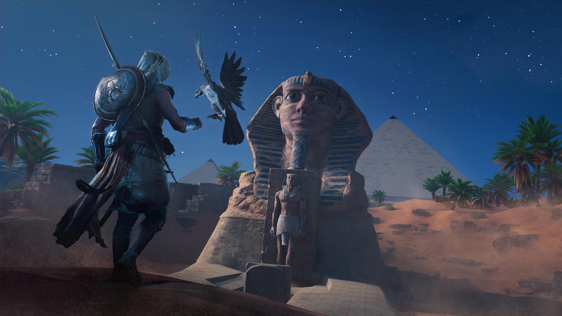 Скачать Assassins Creed Origins торрент со всеми дополнениями от xatab вы можете здесь И погрузиться в