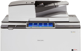 MP C6503 Colour Laser Multifunction Printer