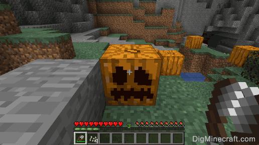 Recipe Jack O Lantern Minecraft Make