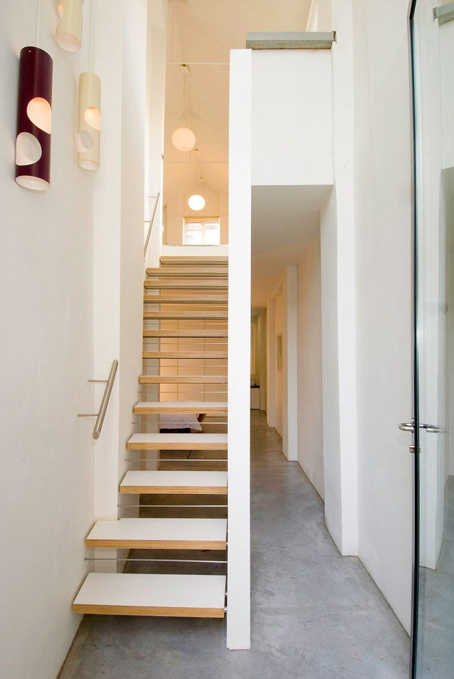 35 Really Cool Space Saving Staircase Designs Digsdigs | Stairs Design For Small Space | Steel | Space Saving | Limited Space | Unique | Residential