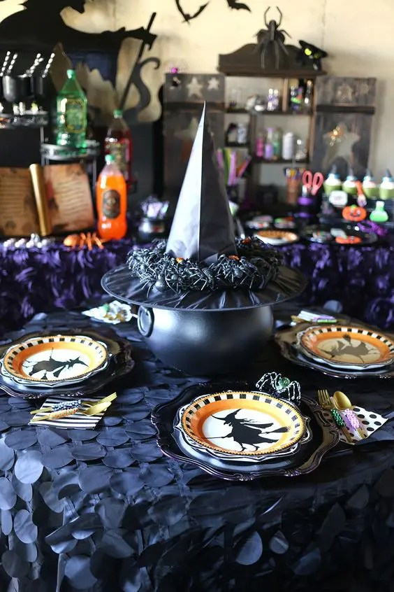Ideas Decorating Your Home Halloween