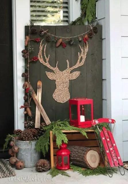 38 Reclaimed Wood Christmas D 233 Cor Ideas Digsdigs