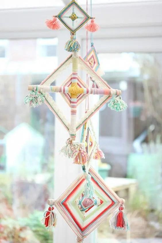 43 Colorful Boho Chic Christmas D 233 Cor Ideas Digsdigs
