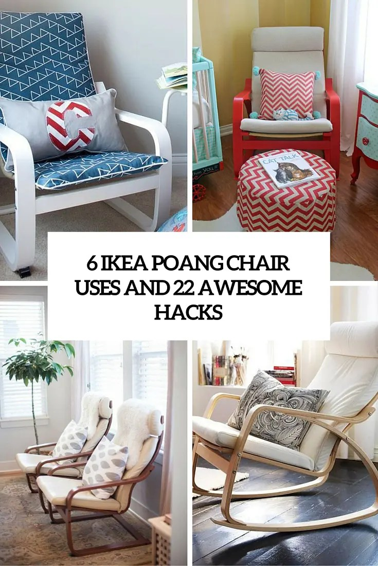 6 Ikea Poang Chair Uses And 22 Awesome Hacks Digsdigs
