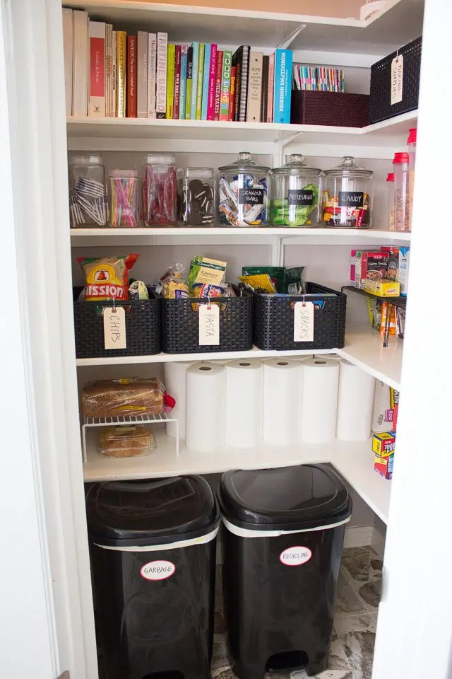 Ikea Kitchen Garbage Can