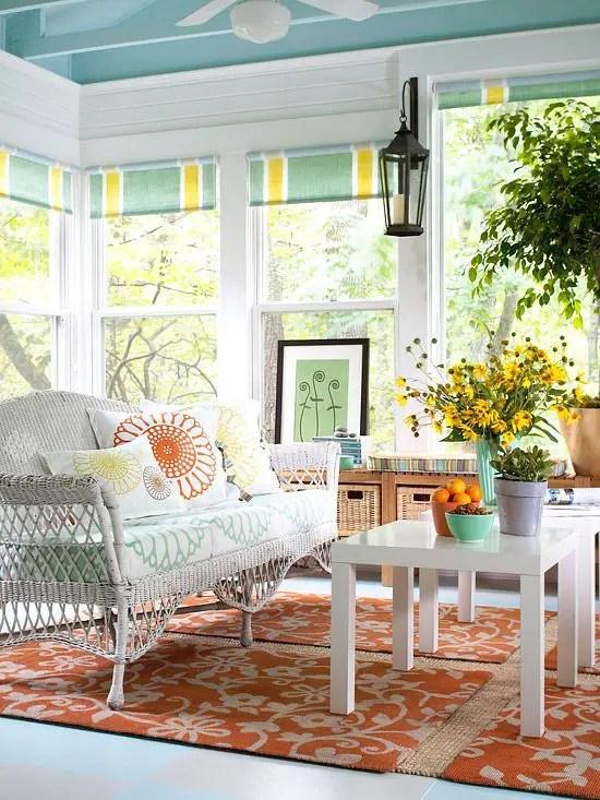 Enclosed Porch Designs