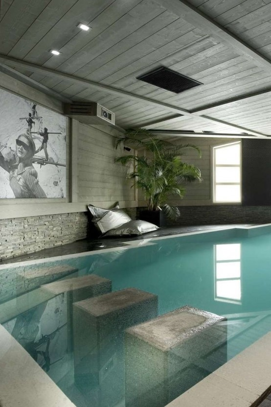 23 Amazing Indoor Pools To Enjoy Swimming At Any Time