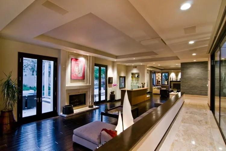 Big House Interior
