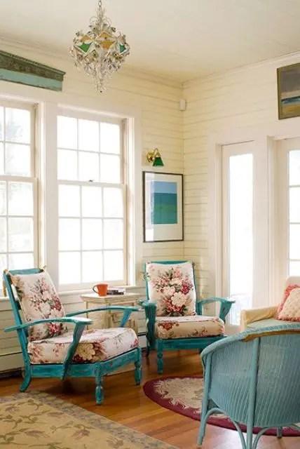 26 Charming And Inspiring Vintage Sunroom D 233 Cor Ideas