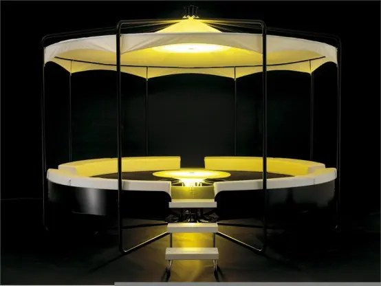 Patio Furniture Table Set
