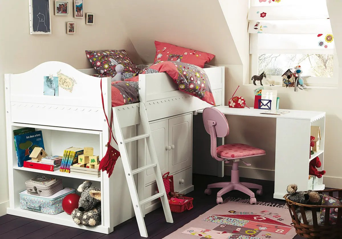 15 Cool Childrens Room Decor Ideas From Vertbaudet Digsdigs