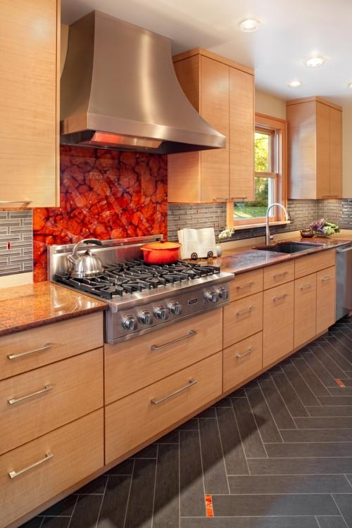 Kitchen Tile Pattern Ideas