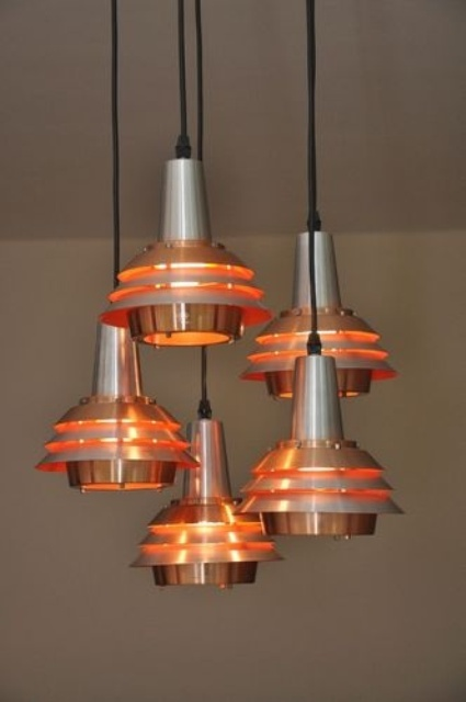 Hanging Pendant Light Slanted Ceiling