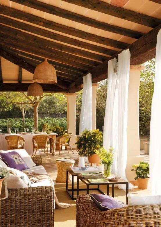 Cheap Patio Roof Ideas