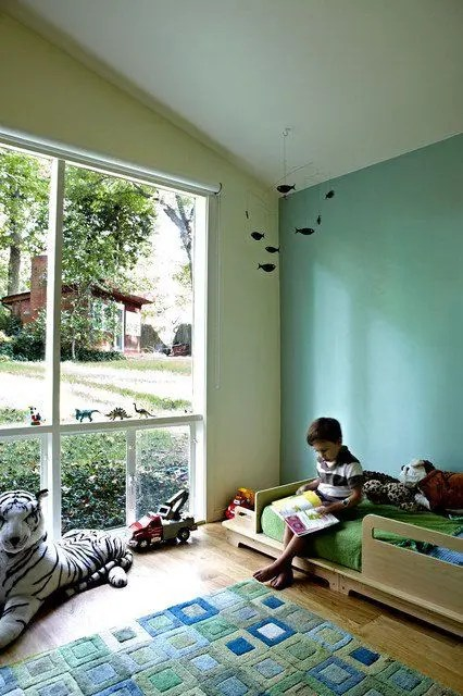 31 Cute Mid Century Modern Kids Rooms D 233 Cor Ideas Digsdigs