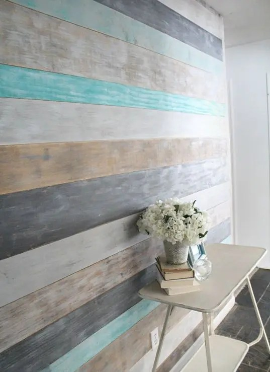 Texture Wooden Plank Dark