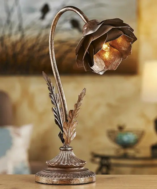 Touch Of Nature In Decor 25 Flower And Plant Inspired