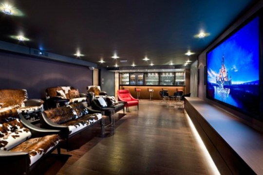15 Cool Home Theater Design Ideas   DigsDigs Home Theater Designs