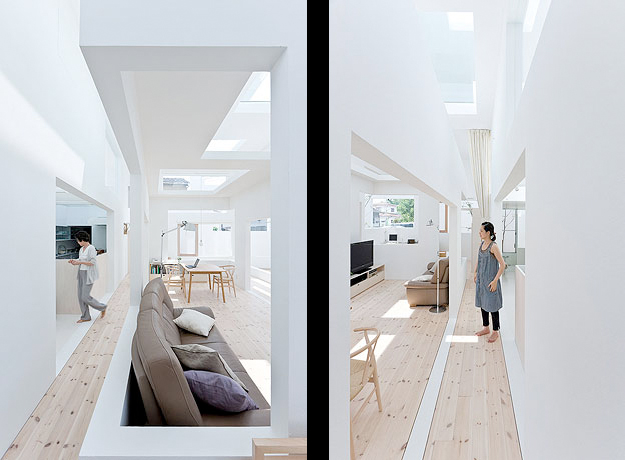 Nested House N By Sou Fujimoto Architects Digsdigs