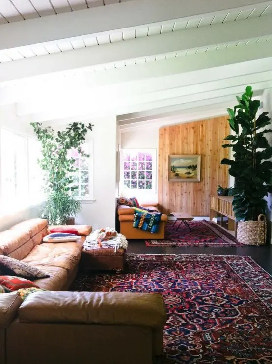 85 Inspiring Bohemian Living Room Designs   DigsDigs Inspiring Bohemain Living Room Designs