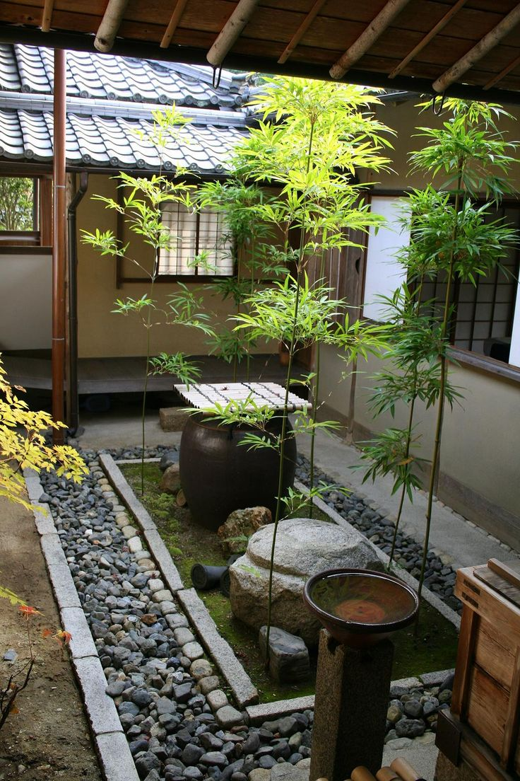 Japanese Country Decor