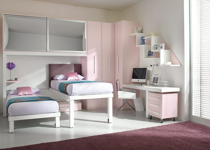 Kids Loft Double Beds By Tumideispa Digsdigs