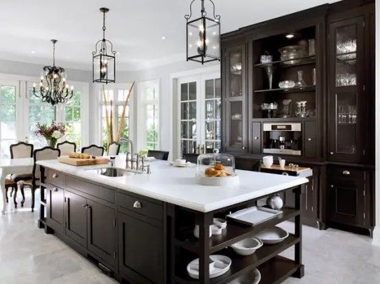 Best Wood Building Kitchen Cabinets