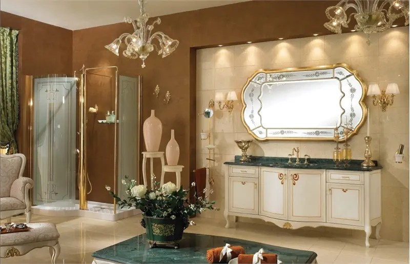 Luxury Classic Bathroom Furniture From Lineatre Digsdigs