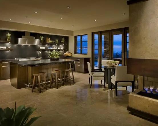 Modern House Interior Design Kitchen