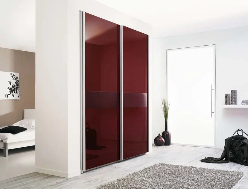 Modern Wardrobe With Refined Door Design Stuart From