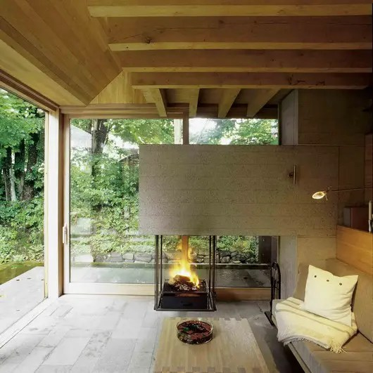 Small Sauna House Design Mill House By Wingardhs Digsdigs