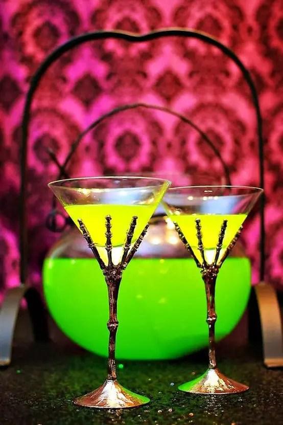 23 Stunning Neon Halloween D 233 Cor Ideas Digsdigs