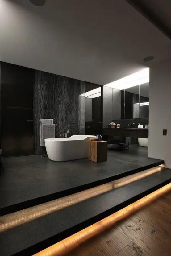 45 Stylish And Laconic Minimalist Bathroom D 233 Cor Ideas