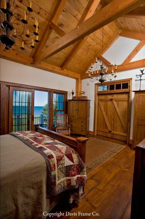 36 Stylish And Original Barn Bedroom Design Ideas Digsdigs