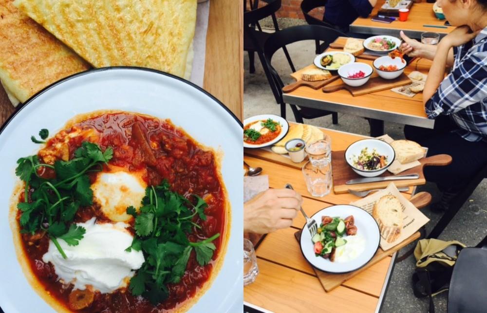 Dinner 17th Ave Calgary