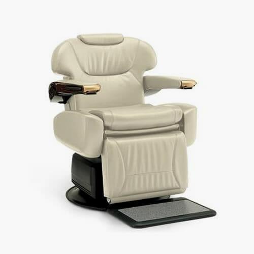 Barber Belmont Rest Foot Chair