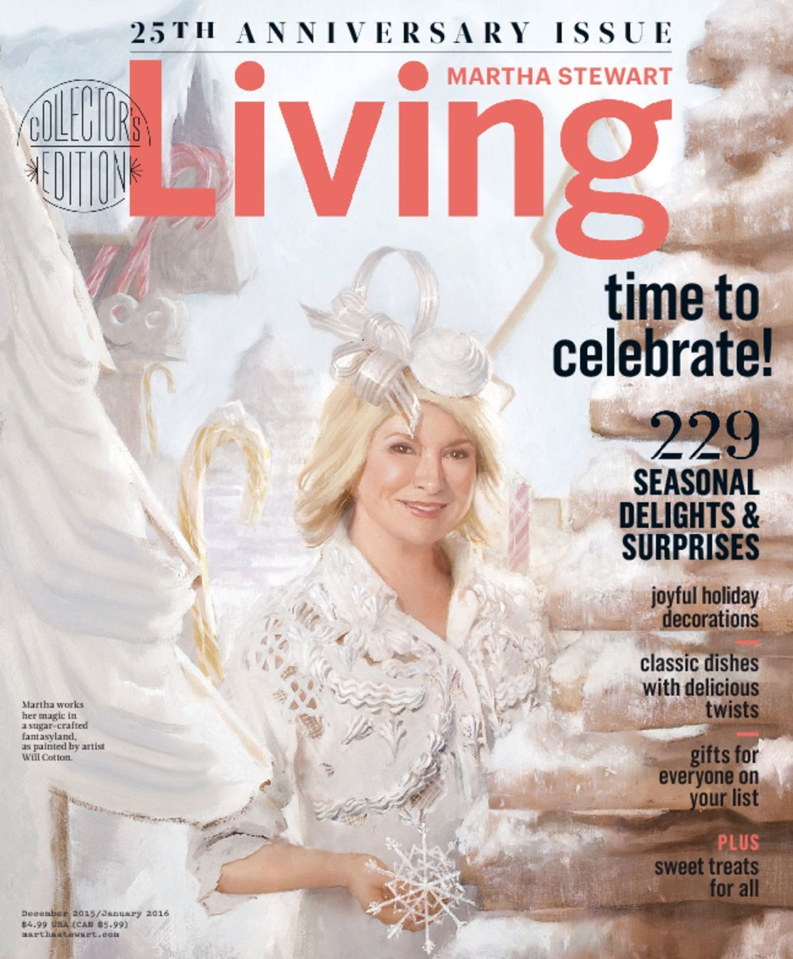 Martha Stewart Mag