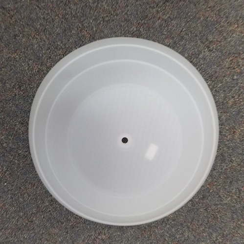 Electrical And Ventilation Gt Lighting Plastic Dish Shade