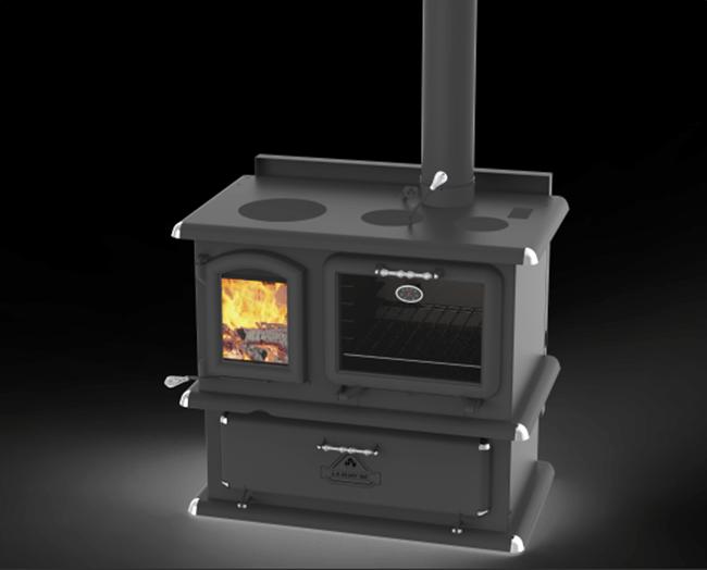J A Roby Elda Epa Wood Burning Cookstove At Obadiah S
