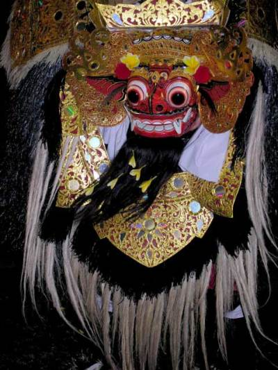 Barong - Balinese mysterious creature (Discover Bali ...