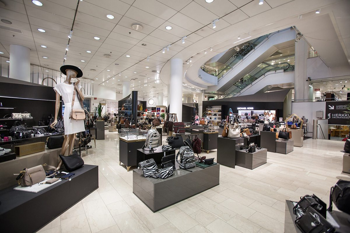 Stockmann Department Store Helsinki Discovering Finland