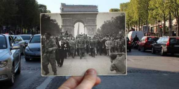 World War II in Paris   Paris History   Discover Walks Paris world war 2 in Paris